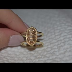 Elyse Ring In Gold